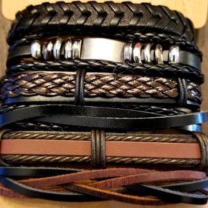 6 PC. Bracelet Set